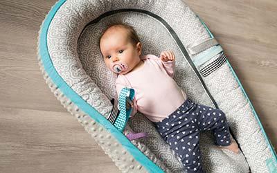 Kokon niemowlęcy Bezpieczne Gniazdko™